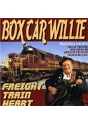 Boxcar Willie - Freight Train Heart