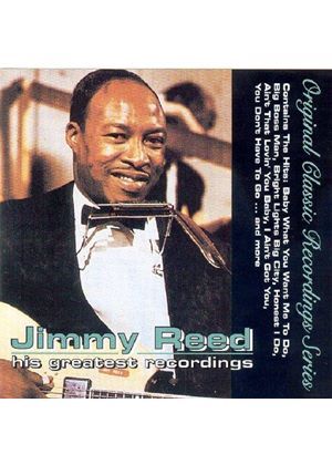 Jimmy Reed - His Greatest Recordings