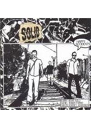Solid - Happy Accidents (Music CD)