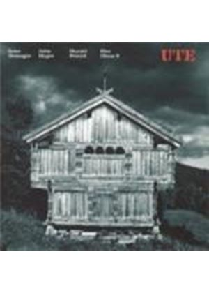 Grenager & Hegre/Fetveit/Olsen - Ute (Music CD)