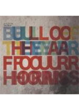 Bull Of The Year - Four Horns (Music CD)