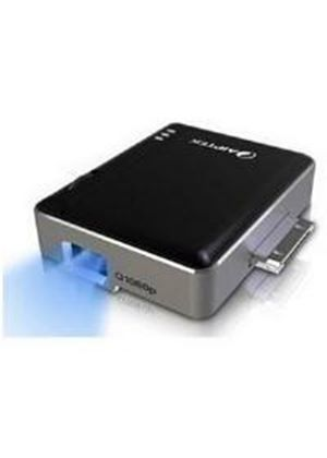 Aiptek MobileCinema i20 Pico Projector for iPhone 3GS 960 x 540 Micro USB Internal Speakers 0.078kg