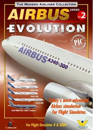 Airbus Evolution - Volume 2 (PC DVD)