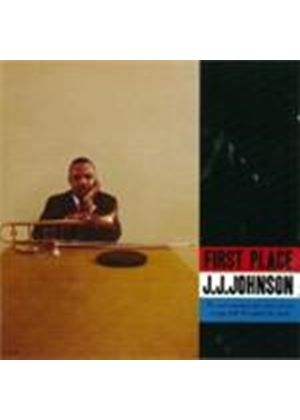 J.J. Johnson - First Place (Music CD)