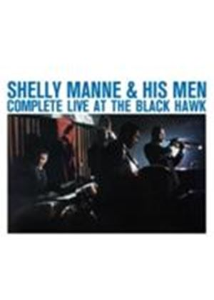 Shelly Manne & His Men - Complete Live At The Black Hawk (Music CD)