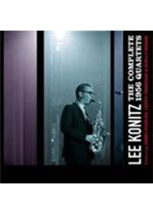 Lee Konitz - Complete 1956 Quartets, The (Music CD)