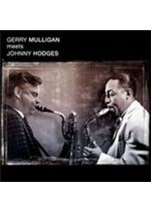 Gerry Mulligan - Meets Johnny Hodges (Music CD)