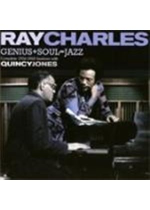 Ray Charles - Genius + Soul = Jazz (Music CD)