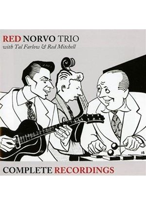 Red Norvo - Complete Recordings (Music CD)