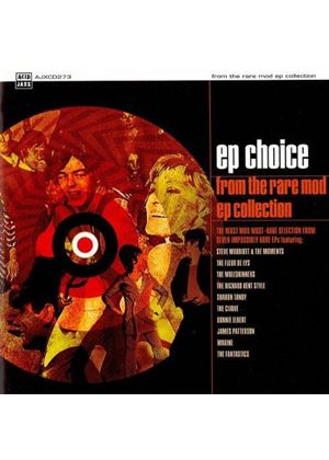 Various Artists - EP Choice - From The Rare Mod EP Collection (Music CD)