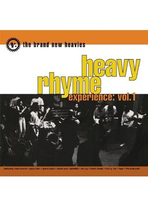 Brand New Heavies (The) - Heavy Rhyme Experience, Vol. 1 (Music CD)