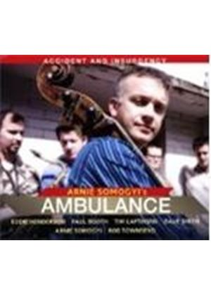 Arnie Somogyi - Accident And Insurgency (Music CD)