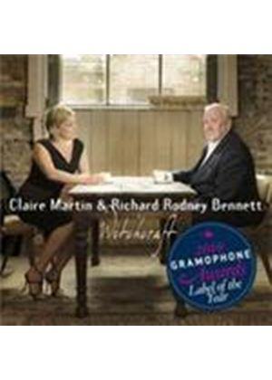 Claire Martin & Richard Rodney Bennett - Witchcraft (Songs Of Cy Coleman) [Hybrid SACD] (Music CD)