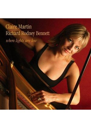 Claire Martin - When Lights Are Low (Music CD)