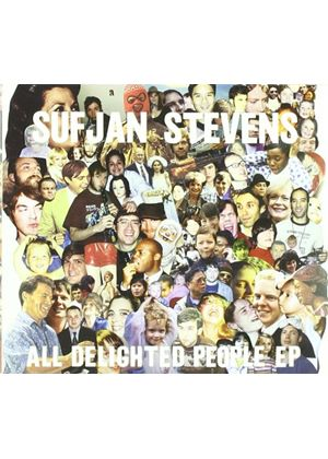 Sufjan Stevens - All Delighted People (Music CD)