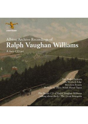 Vaughan Williams: Archive (Music CD)