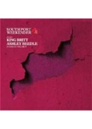 Various Artists - Southport Weekender Vol.8 (Mixed By King Britt & Ashley Beedle) (Music CD)