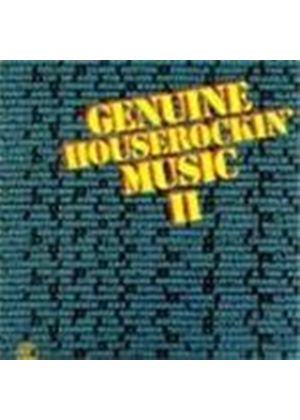 Various Artists - Genuine Houserockin' Vol.2