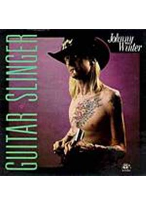 Johnny Winter - Guitar Slinger (Music CD)