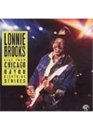 Lonnie Brooks - Live From Chicago (Bayou Lightning Strikes)