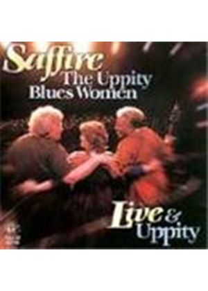 Saffire-The Uppity Blues Women - Live And Uppity