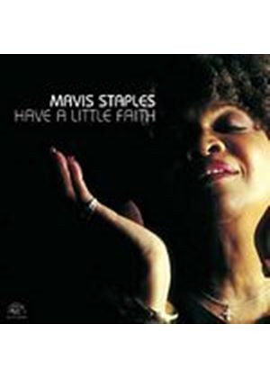 Mavis Staples - Have A Little Faith (Music CD)