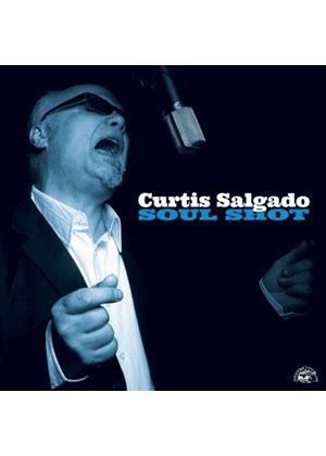 Curtis Salgado - Soul Shot (Music CD)