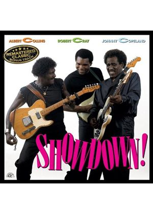 Albert Collins, Robert Cray & Johnny Copeland - Showdown (Music CD)