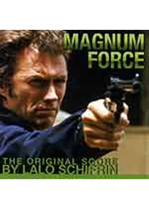 Original Film Score - Magnum Force (Schifrin) (Music CD)