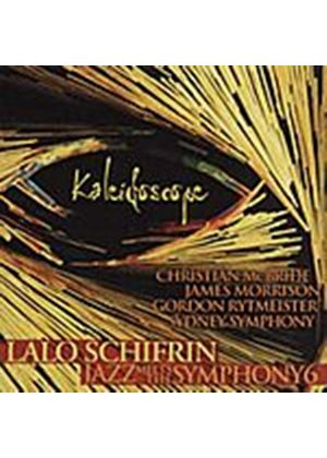Lalo Schifrin - Kaleidoscope - Jazz Meets Symphony Vol. 6 (Music CD)