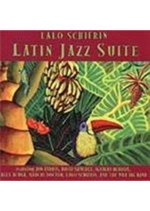 Lalo Schifrin - Latin Jazz Suite (Music CD)