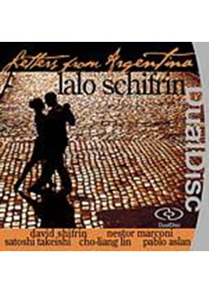 Lalo Schifrin - Letters From Argentina (Music CD)