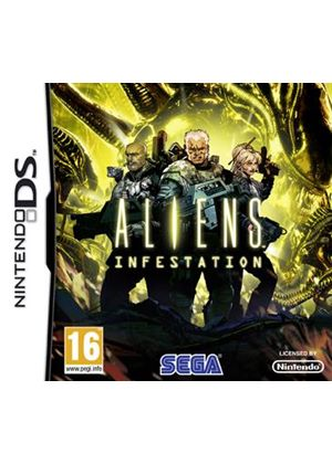 Aliens - Infestation (Nintendo DS)