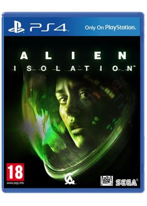 Alien Isolation Playstation 4 Game