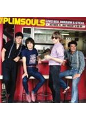 Plimsouls (The) - Live Beg Borrow And Steal (Music CD)