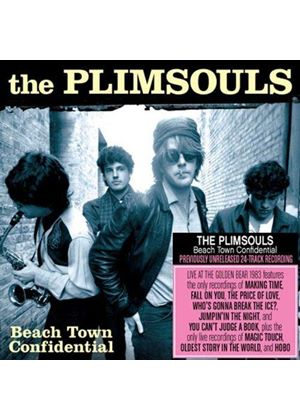Plimsouls (The) - Beach Town Confidential (Live At The Golden Bear 1983/Live Recording) (Music CD)
