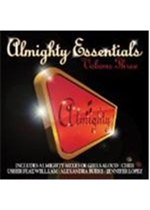 Various Artists - Almighty Essentials Vol.3 (Music CD)