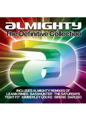 Various Artists - Almighty - The Definitive Collection ( Vol. 9) (Music CD)