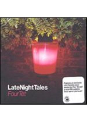 Various Artists - Late Night Tales (Mixed By Four Tet) (Music CD)