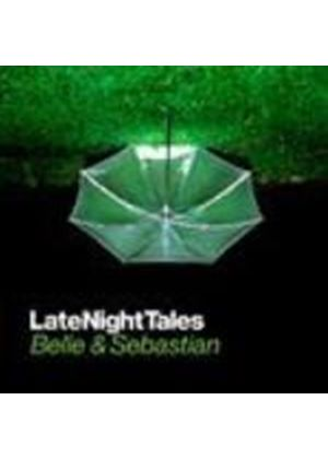 Various Artists - Late Night Tales - Belle & Sebastian (Music CD)