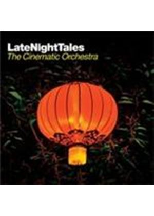 Various Artists - Late Night Tales - Cinematic Orchestra (Compiled By Cinematic Orchestra) (Music CD)