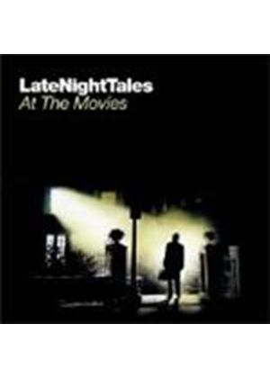 Various Artists - Late Night Tales (At The Movies) (Music CD)