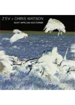 Z'ev & Chris Watson - East African Nocturne (Music CD)