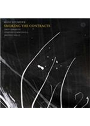 Mani Neumeier - Smoking the Contracts (Live Recording) (Music CD)