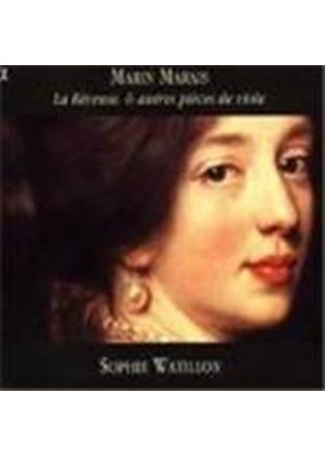 Marais: Works for Bass Viol