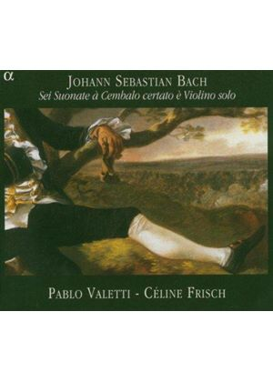 Bach: (6) Sonatas for Violin & Keyboard, BWV 1014-9