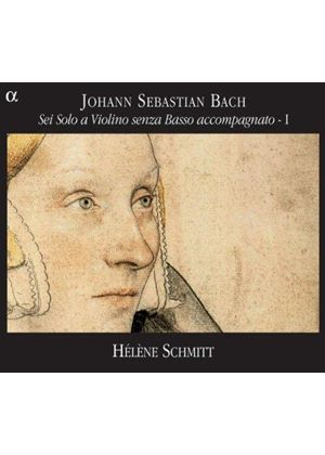 Bach: Violin Sonatas and Partitas, Vol 1