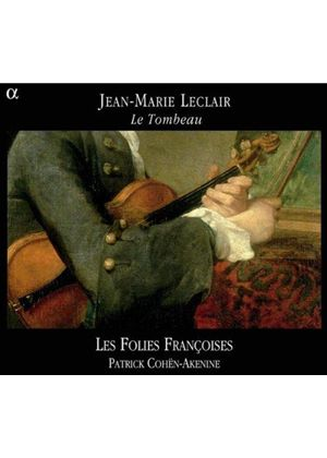Leclair: (Le) Tombeau
