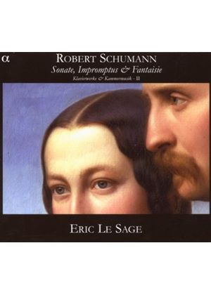 ROBERT SCHUMANN - Piano Works And Chamber Music 2 (Lesage)