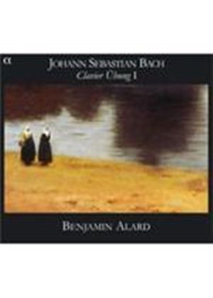 Bach: Clavier Ubung Vol.1 - Partitas 1-6 BWV825-830 (Music CD)